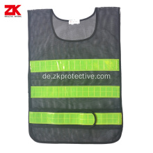 Hi-viz Black Traffic Warnkleidung